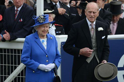 Coup d'envoi des festivités du jubilé d'Elizabeth II