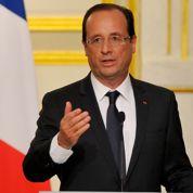 Hollande prépare le G20 avec les chefs de parti