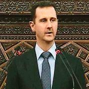 Syrie : une «guerre menée de l'étranger»