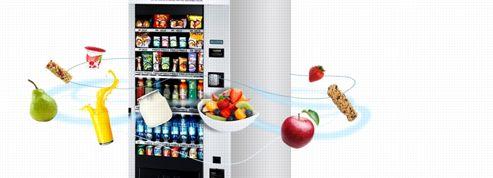 Les distributeurs automatiques élargissent leur offre