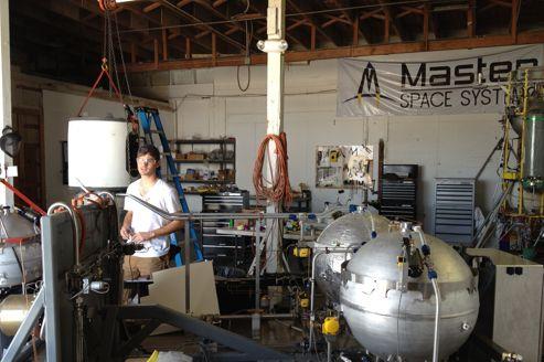 L'industrie spatiale privée fleurit dans le désert de Mojave