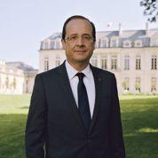 L'Élysée a dévoilé le portrait de Hollande