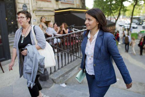 Cécile Duflot, le 29 mai, à Paris.
