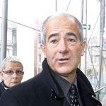 Le sénateur PS Christian Bourquin, également président du conseil régional du Languedoc-Roussillon.