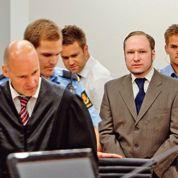 Breivik reçoit le renfort de militants néonazis