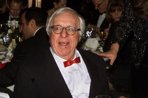 Ray Bradbury en 2000.