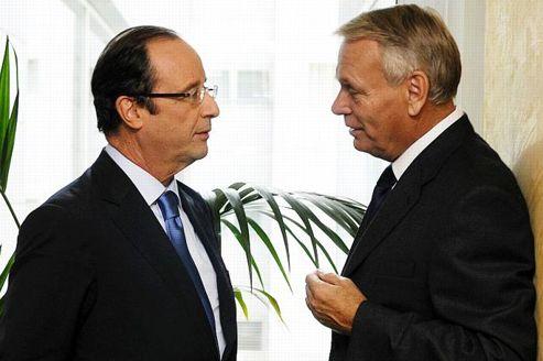 François Hollande et Jean-Marc Ayrault veulent faire de leur réforme fiscale le symbole du quinquennat.