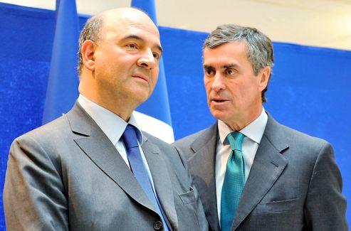 Pierre Moscovici et Jérôme Cahuzac préparent la réforme fiscale promise par François Hollande.