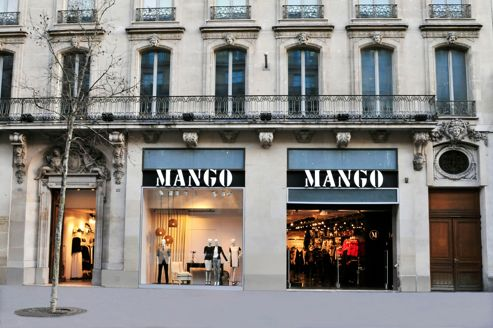 mango veut ouvrir 400 boutiques cette ann e. Black Bedroom Furniture Sets. Home Design Ideas