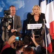 À Hénin-Beaumont, Le Pen terrasse Mélenchon