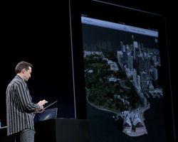 La nouvelle application d'Apple dispose d'une fonction 3D spectaculaire.