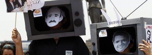 Mexique: le favori de la présidentielle en difficulté
