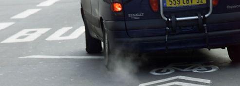Les gaz d'échappement de diesel<br /> classés comme cancérogènes par l'OMS