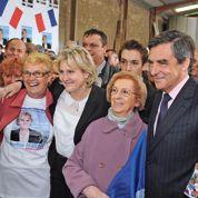 Toul : Fillon apporte son soutien Morano