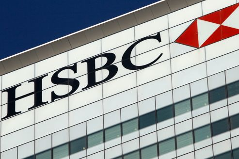 Deux Français arrêtés pour avoir tenté de racketter HSBC