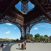 La tour Eiffel voudrait s'agrandir en sous-sol