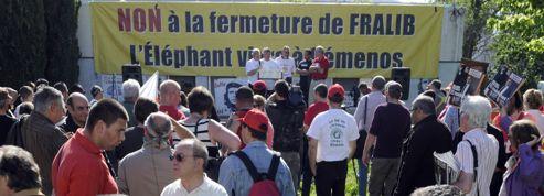 Fralib: bras de fer sur l'avenir de l'usine de Gemenos