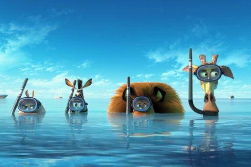 Madagascar 3 domine le box-office