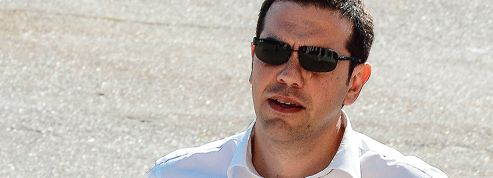 Grèce: Tsipras adopte un ton de premier ministre