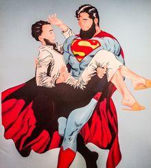 Superman revu et corrigé (DR)