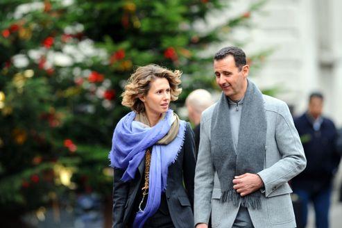 El-Assad, de l'image glamour aux massacres d'opposants