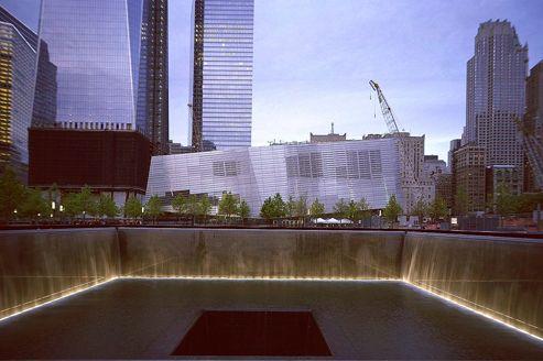 Musée du 11 Septembre: la mémoire à vif