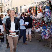 Marion Le Pen, plus jeune députée de la Ve