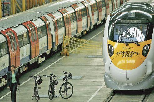 Eurostar, Keolis et RATP Dev roulent pour les JO de Londres