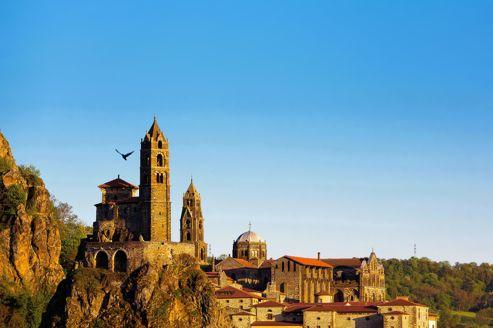Le Puy-en-Velay, capitale du chemin de Saint-Jacques