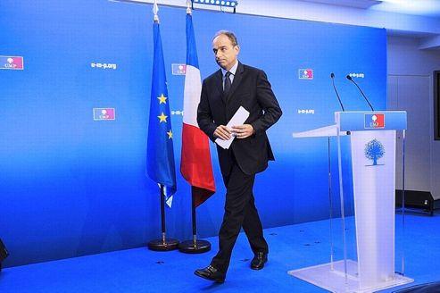 Jean-François Copé, dimanche soir.