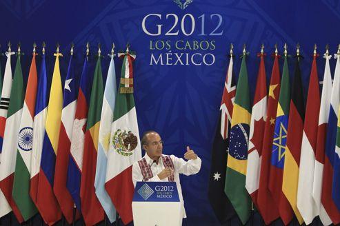Le G20 s'alarme de la crise européenne