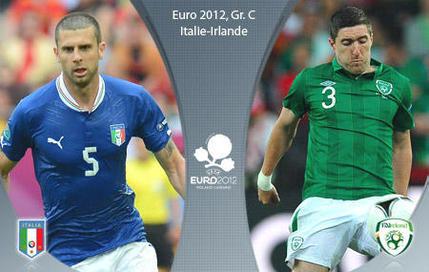 Italie-Irlande en DIRECT