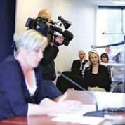 Marine Le Pen veut rester la vedette