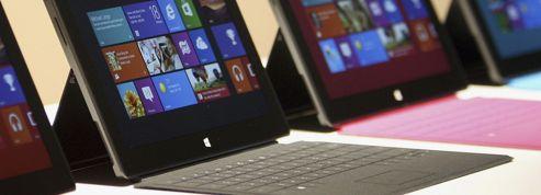 Surface : ce qu'il faut savoir sur la tablette de Microsoft