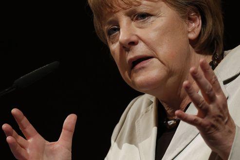 La Cour de Karlsruhe lie les mains d'Angela Merkel