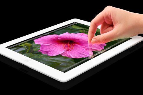 Apple reste leader du marché des tablettes