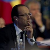 Hollande se réjouit de sa majorité