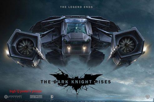 The Dark Knight Rise s, de nouvelles images électriques