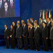 G20 : François Hollande échoue sur la taxe Tobin