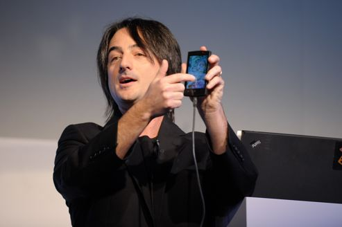 Joe Belfiore, vice-président Windows Phone Program, ici en 2010.