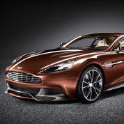 L'Aston Martin Vanquish succède à la DBS