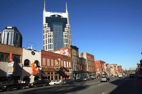 Nashville on the rock !