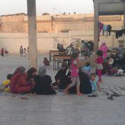 Syrie : la Croix-Rouge veut évacuer les civils