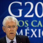 Mario Monti joue les médiateurs