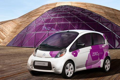 Citroën brade ses voitures électriques