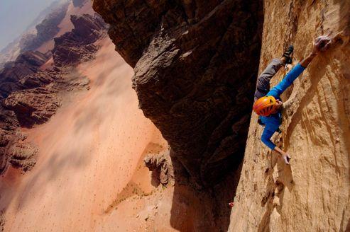 Wadi Rum, le désert du vertige