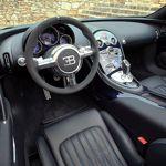 Bugatti Veyron Vitesse.