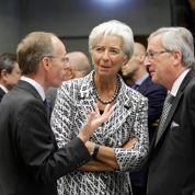 Le plan de sauvetage du FMI en europe bouscule Berlin