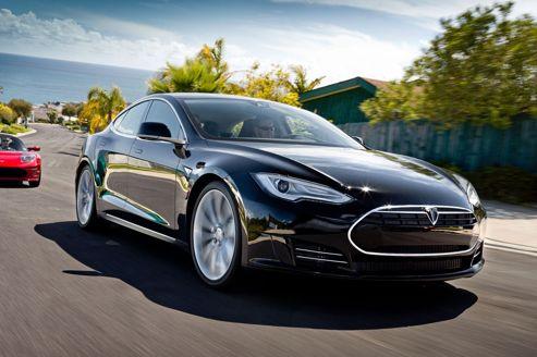 Tesla joue gros avec sa berline électrique