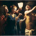<i>Saint Sébastien soigné par Sainte Irène</i>, Anonyme.